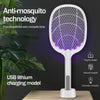 2 in 1 Electric Fly Swatter & Night Mosquito Killer UV Lamp | Smart Outdoor Store