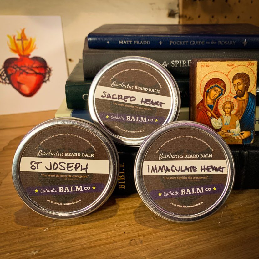 Alliance of Hearts Beard Balm Bundle