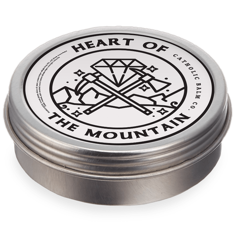 Heart of the Mountain Beard Balm - Limited Edition!