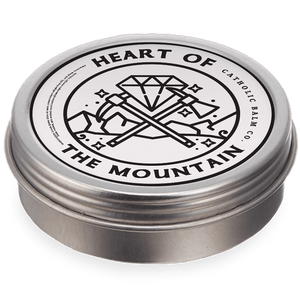 Heart of the Mountain Beard Balm