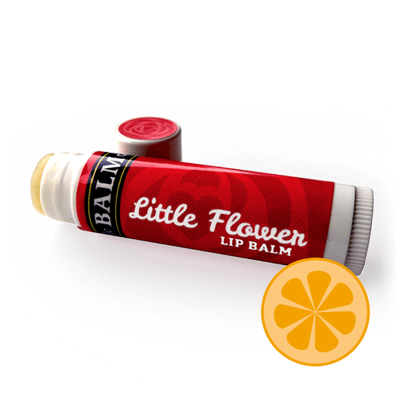CITRUS Little Flower Lip Balm