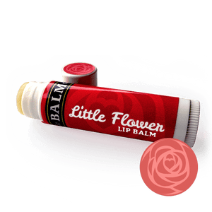 ROSE Little Flower Lip Balm