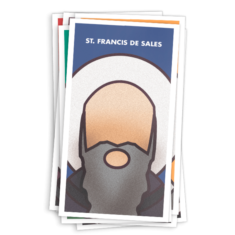 Holy Beards Prayer Cards