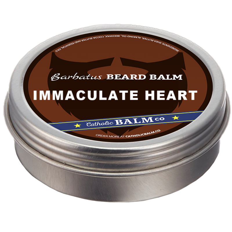 IMMACULATE HEART Beard Balm