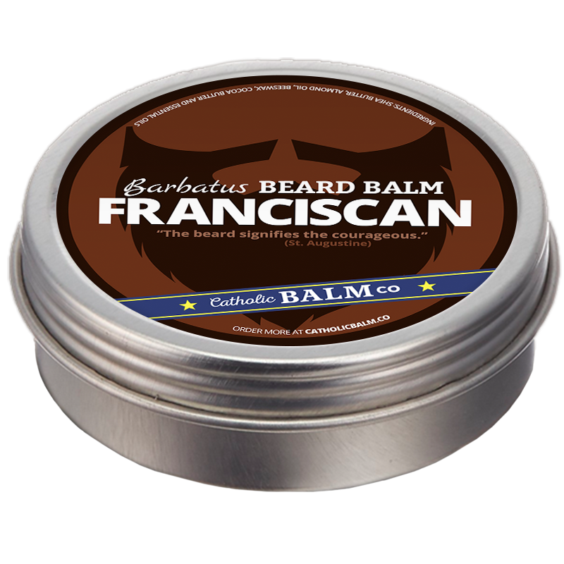 Franciscan Beard Balm