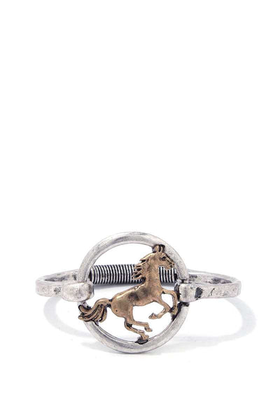 Fashion Stylish Horse Bracelet