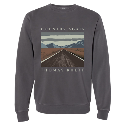 Country Again Crewneck