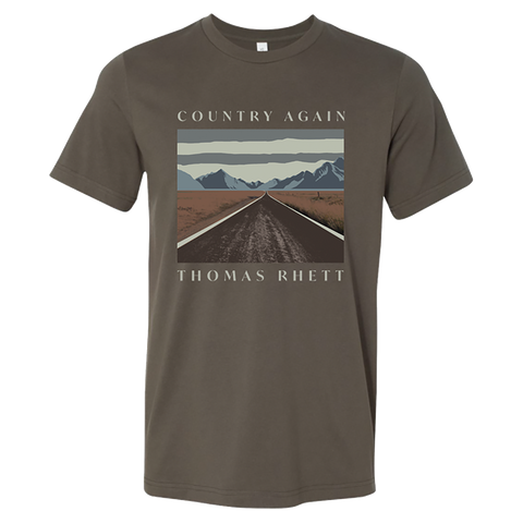 Country Again T-Shirt