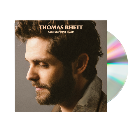 Center Point Road CD + Digital Album