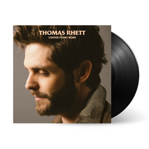 Center Point Road Vinyl + Digital Album