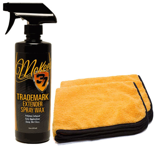 McKee's 37 Trademark Extender Spray Wax