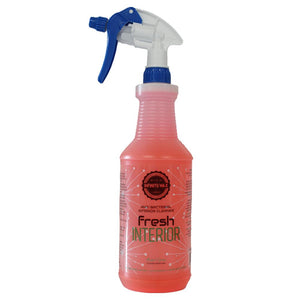 fresh interior cleaner pro bottle