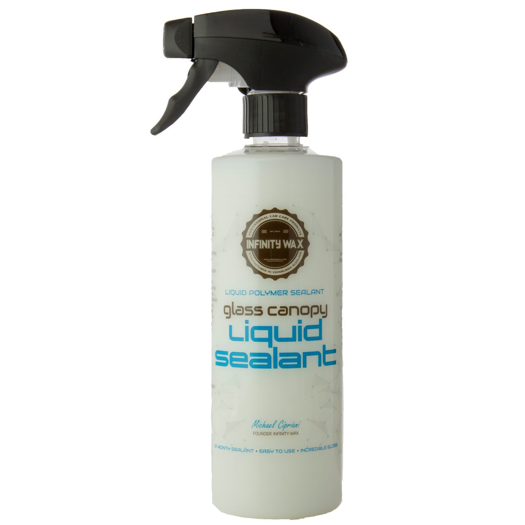 Infinity Wax - Liquid Sealant