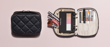 The first portable makeup vanity created exclusively by Trish Mcevoy