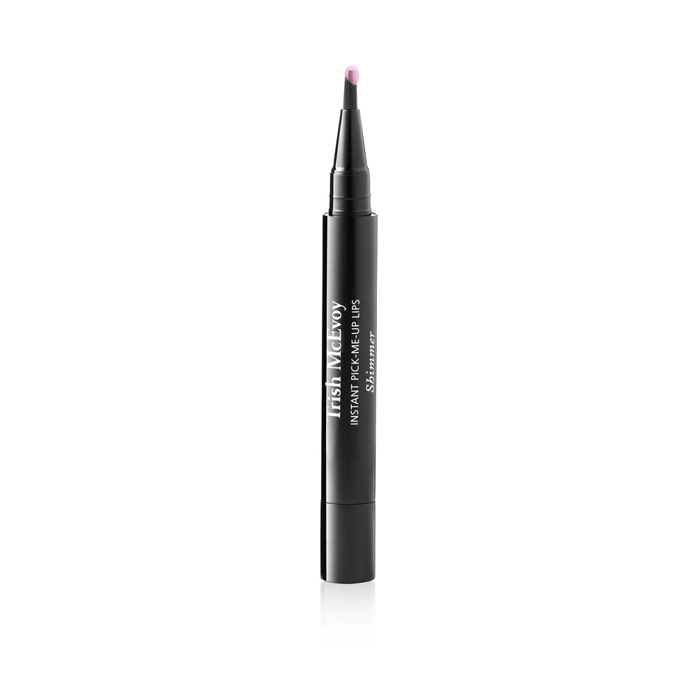 Instant Pick-Me-Up Lip Stain Shimmer - Vivid Pink - 1