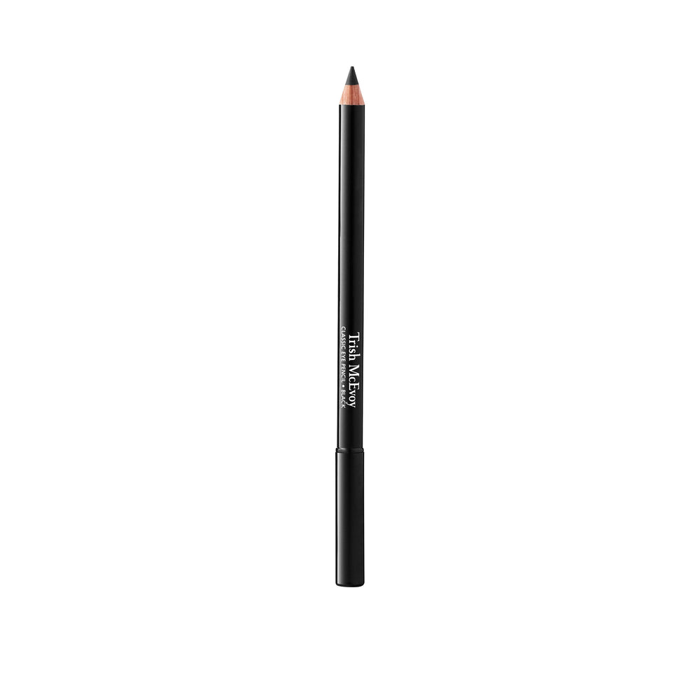Classic Eye Pencil Black - Deep Black - 1