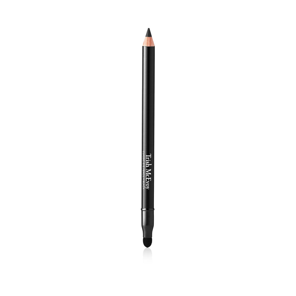 Classic Eye Pencil Black - Deep Black - 3