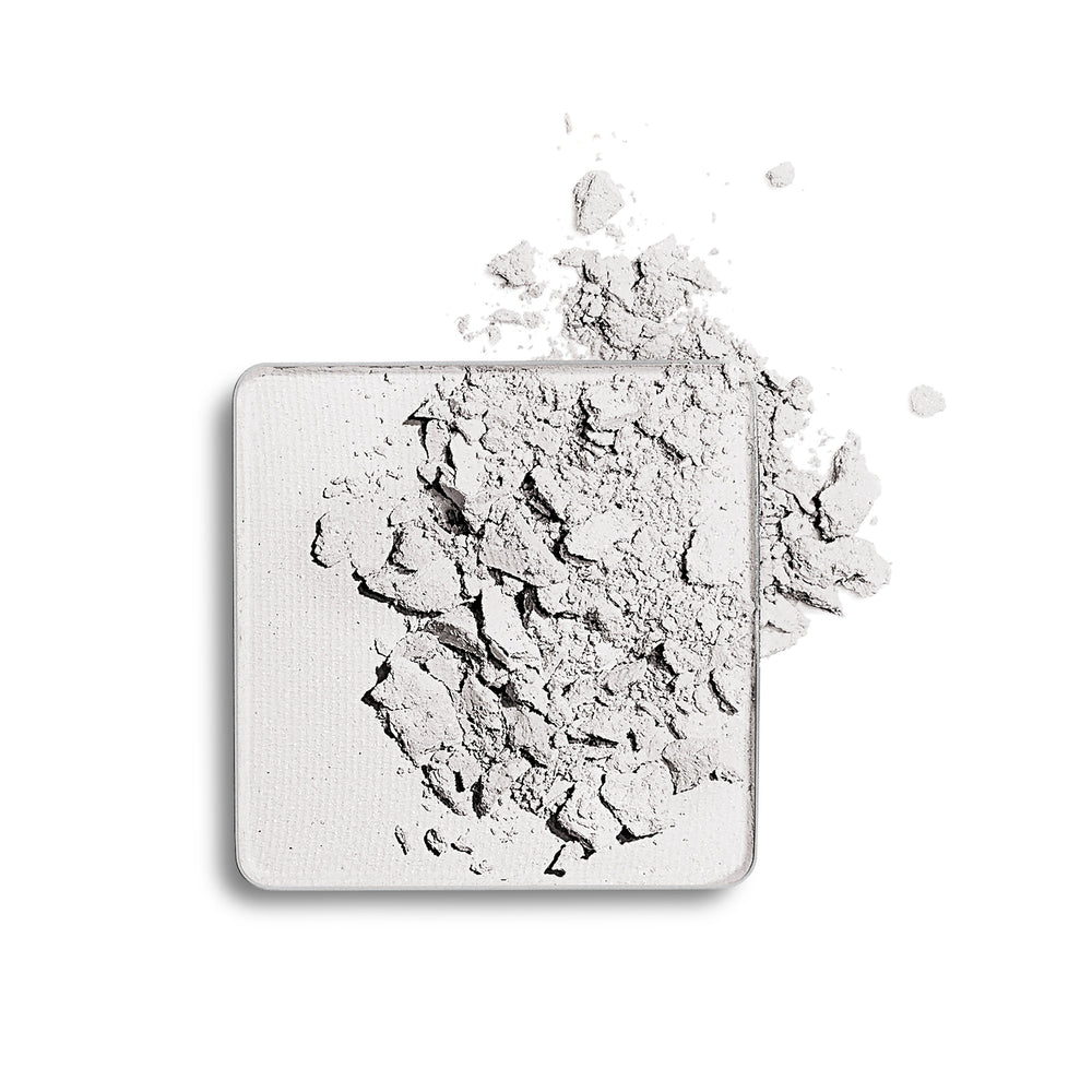 Classic Eye Shadow Refill - Snow - 3