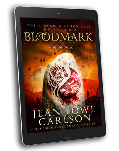 Bloodmark: The Kingsmen Chronicles #2 (30-Day Guarantee, Any Device Download)