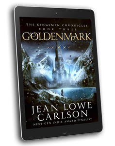 Goldenmark: The Kingsmen Chronicles #3 (30-Day Guarantee, Any Device Download)