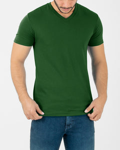 Camiseta cuello v - Pepe Revolution
