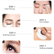 Paper Patches for Eyelash Extension