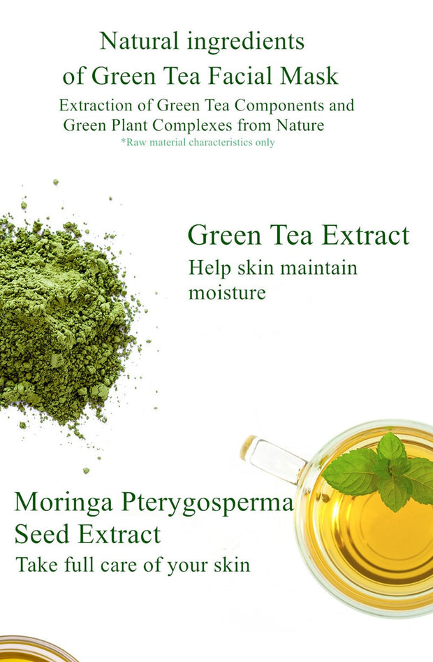 Green Tea Blackhead Face Mask
