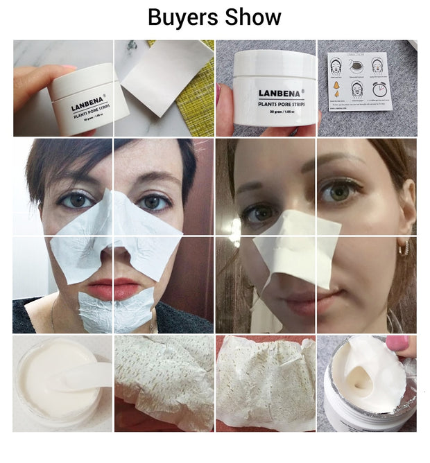Blackhead Remover Nose Face Mask