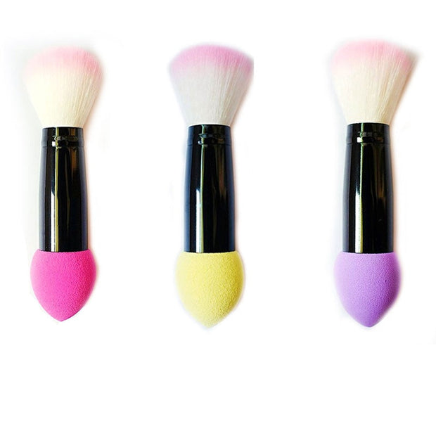 Make up Brushes Two Head