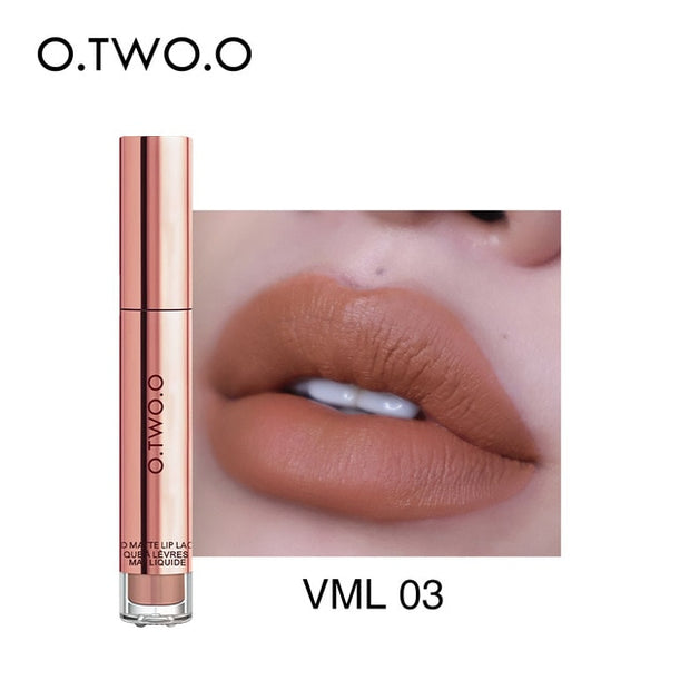 Matte Lipstick Liquid Waterproof