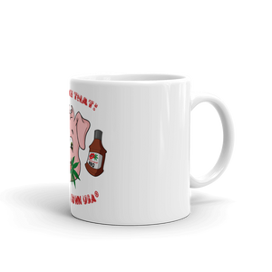 'I'd Smoke That' Marijuana Town Mug