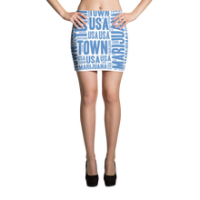 Load image into Gallery viewer, Mini Skirt - Ocean
