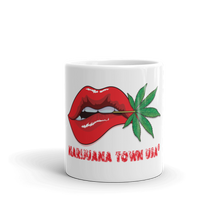 Load image into Gallery viewer, Coffee Mug, RED LIPS
