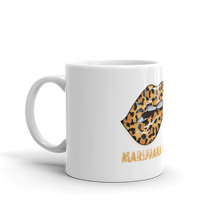 Load image into Gallery viewer, Coffee Mug, LEOPARD LIPS