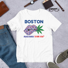 Load image into Gallery viewer, 'Boston' Unisex T-Shirt