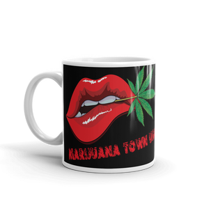 YOU SMELL LIKE WEED - Coffee Mug