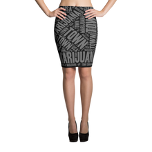 Load image into Gallery viewer, Pencil Skirt - Industrial