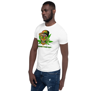 SKULL-Short-Sleeve Unisex T-Shirt