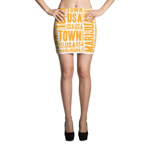 Load image into Gallery viewer, Mini Skirt - Goldenrod