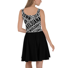 Load image into Gallery viewer, Skater Dress - MT Black Skirt