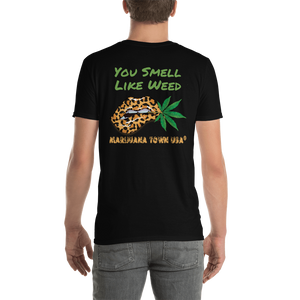 You Smell Like Weed