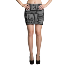Load image into Gallery viewer, Mini Skirt - Industrial