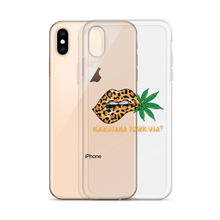 Load image into Gallery viewer, iPhone Case, LEOPARD LIPS NATURAL
