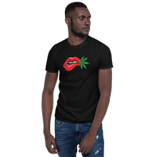 Load image into Gallery viewer, TRADEMARK RED LIPS -Short-Sleeve Unisex T-Shirt