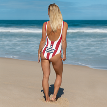 Load image into Gallery viewer, One-Piece Swimsuit-PATRIOTIC