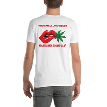 Load image into Gallery viewer, 'You Smell Like Weed' Unisex T-Shirt