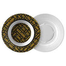Load image into Gallery viewer, BOWL - Black and Gold