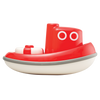 Red Tug Boat