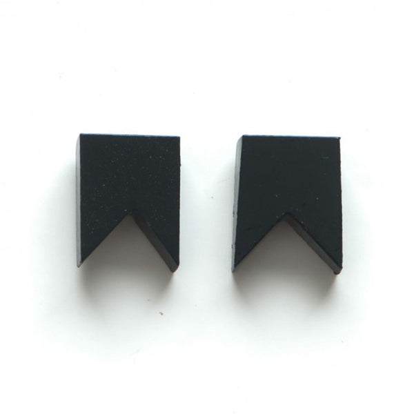 Flag Stud Earrings
