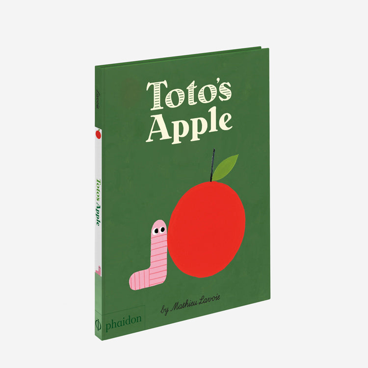 Toto's Apple by Mathieu Lavoie